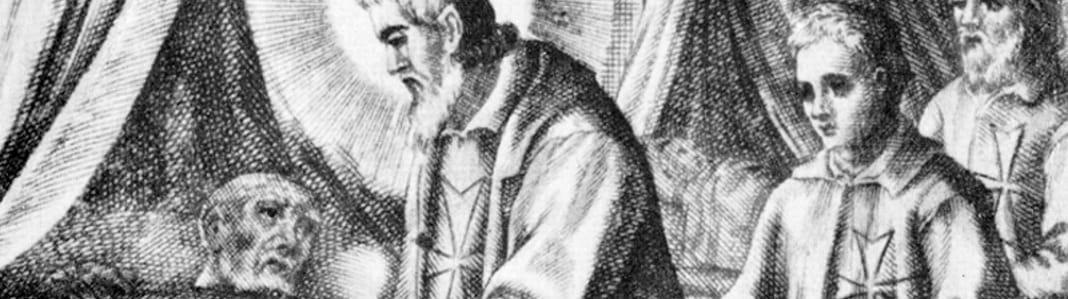 1048 Jerusalem : naissance de l'Ordre de Saint-Jean