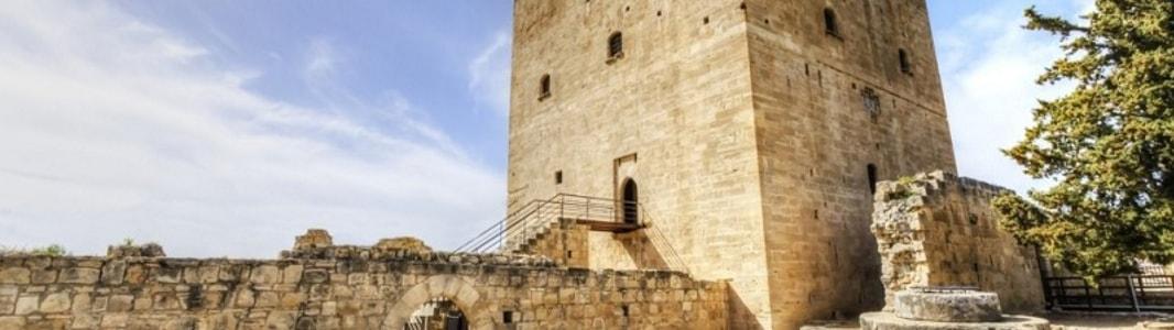 1291 : l'Ordre Hospitalier de Saint-Jean s'installe à Limassol sur l'île de Chypre