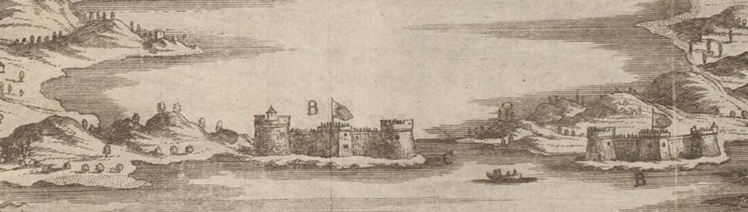1571 : la flotte de l'Ordre prend part en 1571 à la bataille de Lépante