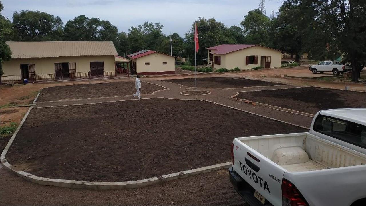 Nouvelle Guinée financements Fondation Française de l'Ordre de Malte reconstruire dispensaire Pita