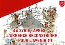 Syrie Fondation Française de l'ordre de Malte soutien populations déplacés réfugiés dons